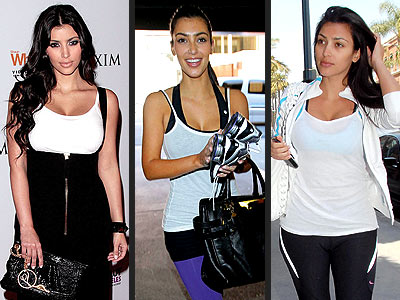 LNA TANK photo | Kim Kardashian