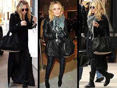 ALEXANDER WANG BAG photo | Mary-Kate Olsen