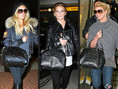 LOUIS VUITTON SPEEDY photo | Jessica Simpson