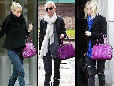 TOD'S BAG photo | Gwyneth Paltrow