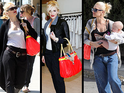 L.A.M.B. BAG photo | Gwen Stefani