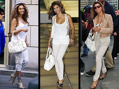 VALENTINO BAG  photo | Beyonce Knowles