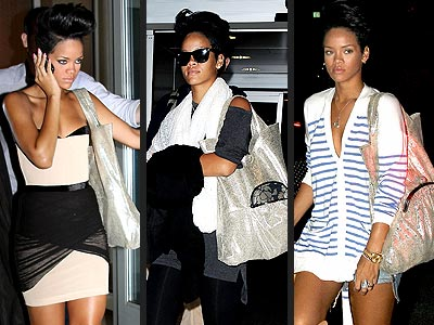 ERVA TOTE  photo | Rihanna