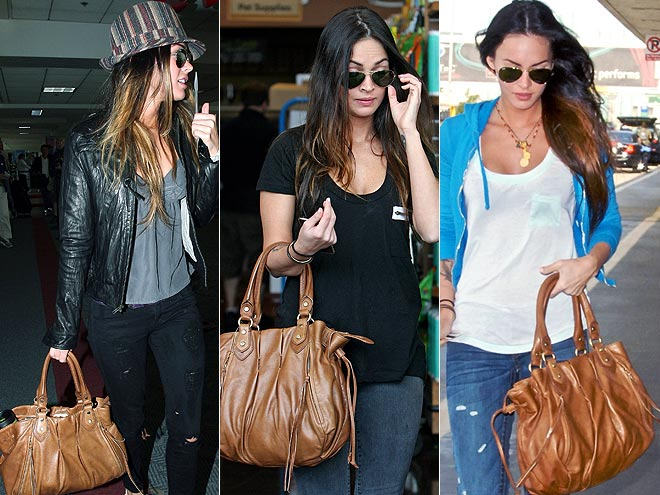 BOTKIER SATCHEL  photo | Megan Fox