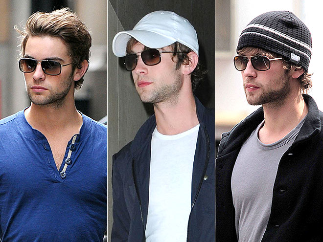 JOHN VARVATOS SHADES photo | Chace Crawford