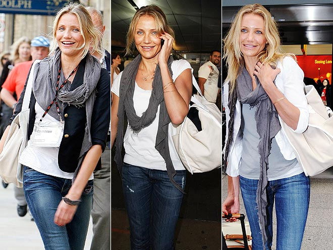 TILA MARCH TOTE  photo | Cameron Diaz