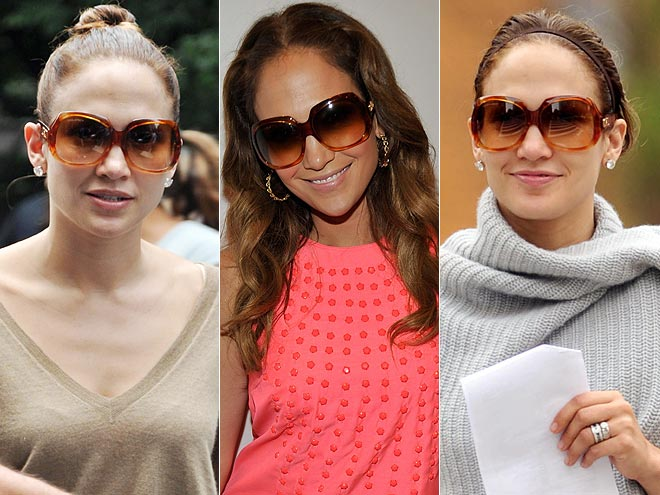 DSQUARED2 SHADES photo | Jennifer Lopez