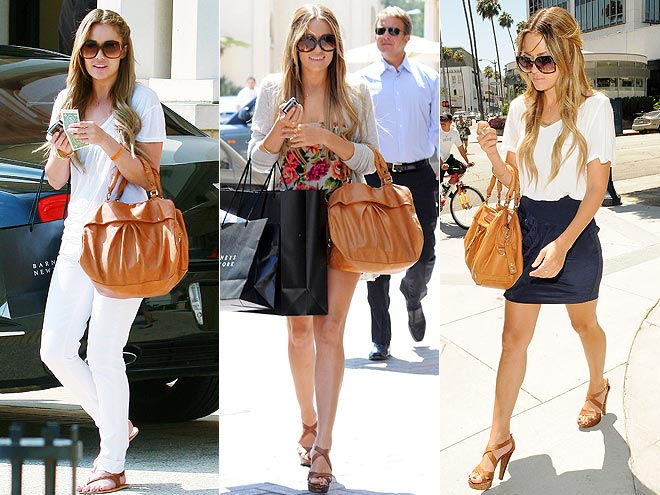 MARC BY MARC JACOBS HOBO photo | Lauren Conrad
