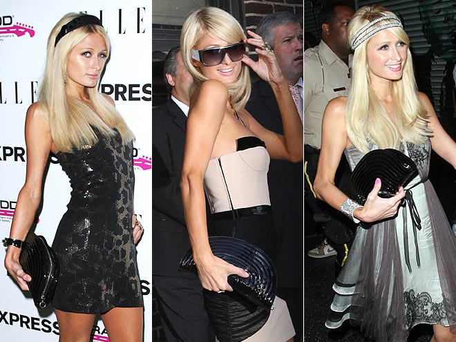 GRETCHEN CLUTCH photo | Paris Hilton