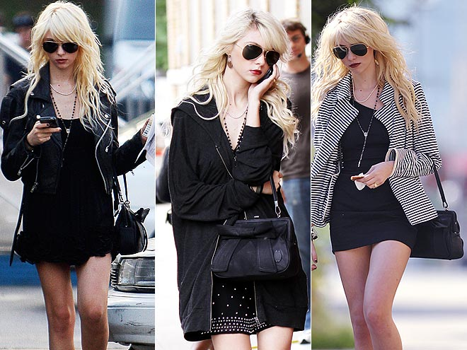 G-STAR RAW PURSE  photo | Taylor Momsen