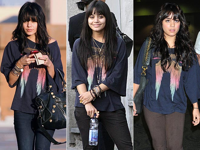 WILDFOX T-SHIRT  photo | Vanessa Hudgens