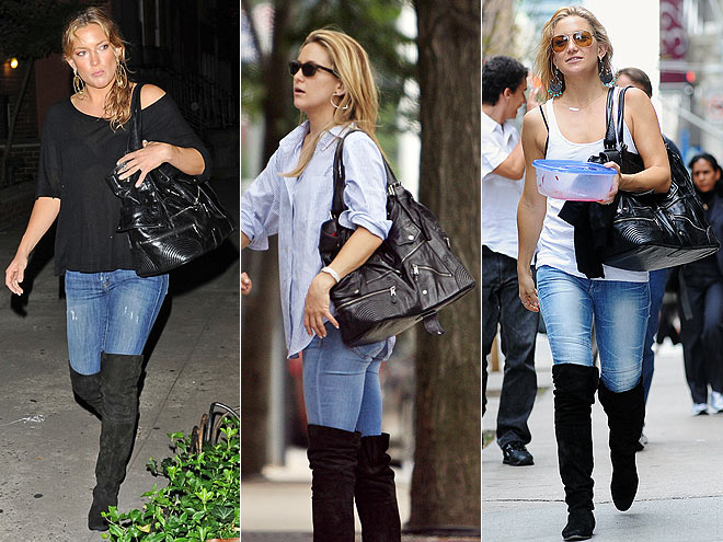 ALEXANDER MCQUEEN TOTE photo | Kate Hudson