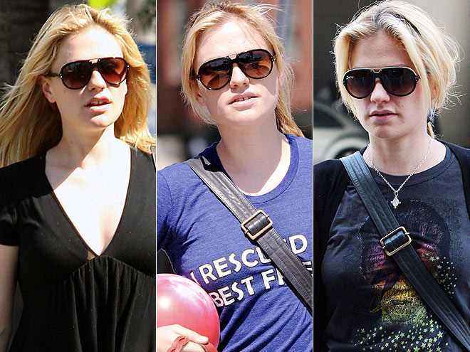 DSQUARED2 SUNGLASSES photo | Anna Paquin