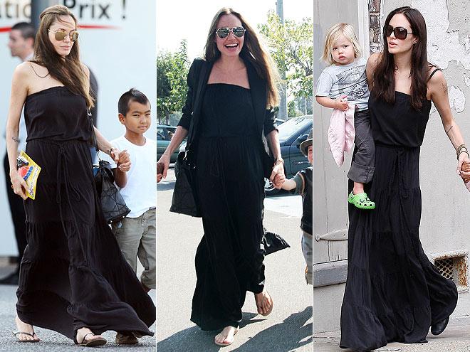GERARD DAREL MAXI photo | Angelina Jolie