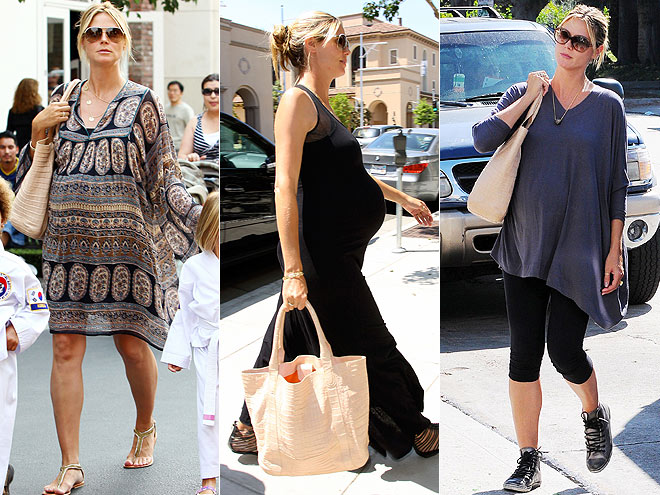 KROCOA TOTE photo | Heidi Klum
