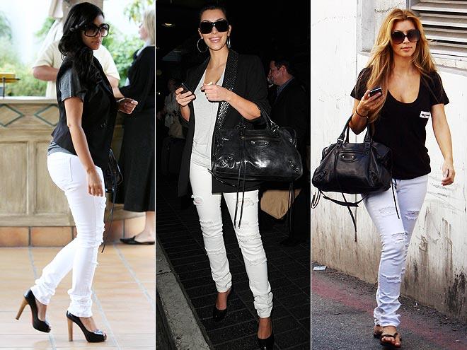 JET JEANS photo | Kim Kardashian