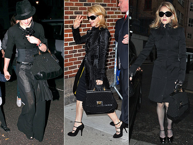 DOLCE & GABBANA BAG photo | Madonna