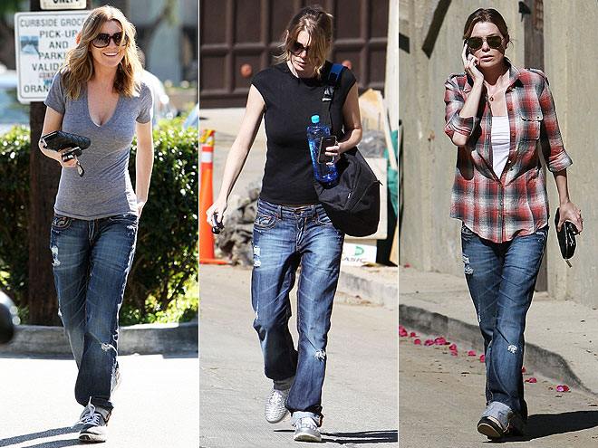 PRVCY JEANS photo | Ellen Pompeo