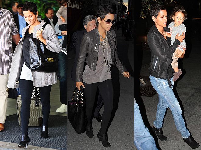 BOTKIER BOOTIES photo | Halle Berry
