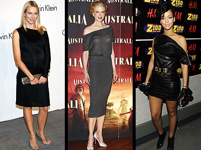 OFF-THE-SHOULDER DRESSES