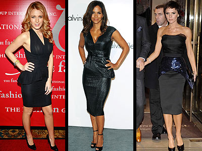 PEPLUM DRESSES photo | Blake Lively, Halle Berry, Victoria Beckham