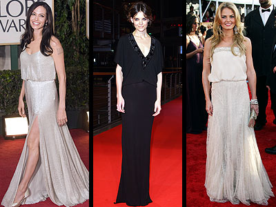 BLOUSON GOWNS  photo | Angelina Jolie, Jennifer Morrison, Katie Holmes