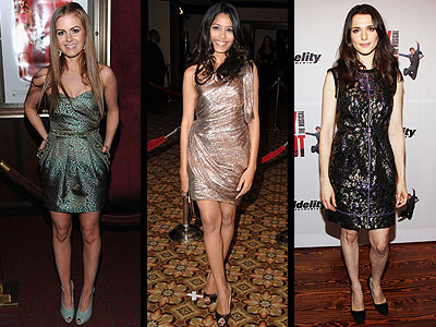 COLORED METALLICS