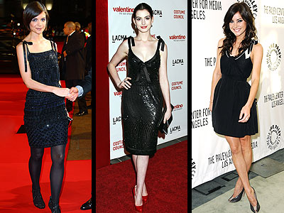 BOW-STRAP DRESSES