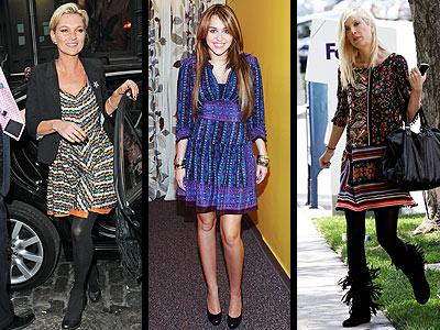 MIXED FLORAL DRESSES