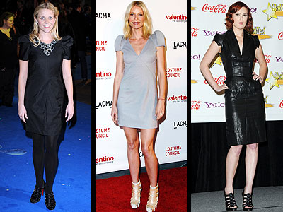 PUFF-SLEEVE DRESSES photo | Gwyneth Paltrow, Reese Witherspoon, Rumer Willis