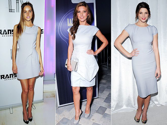 DOVE-GRAY DRESSES photo | Ashley Greene, Audrina Patridge