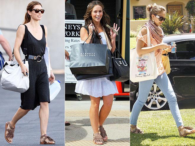 Jennifer Love Hewitt new style