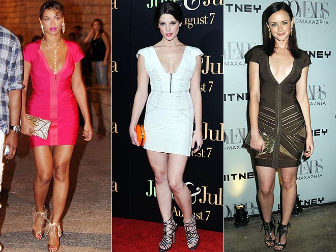 ZIP-FRONT DRESSES photo | Ashley Greene, Beyonce Knowles