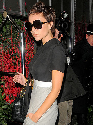 VICTORIA&#39;S $4 HEADBAND  photo | Victoria Beckham
