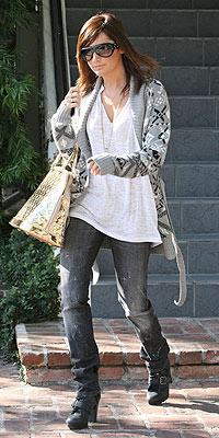ASHLEY'S $30 SWEATER photo | Ashley Tisdale