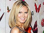 Top 5 Sexiest Looks of the Week | Heidi Klum