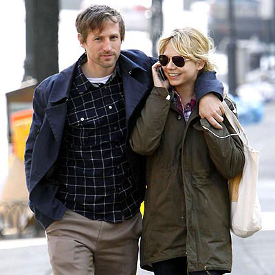 MICHELLE WILLIAMS'S PARKA  photo | Michelle Williams