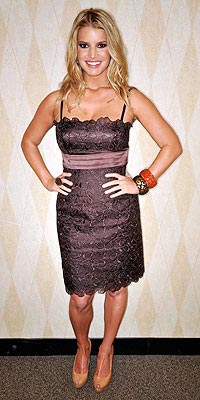 JESSICA SIMPSON'S DRESS  photo | Jessica Simpson