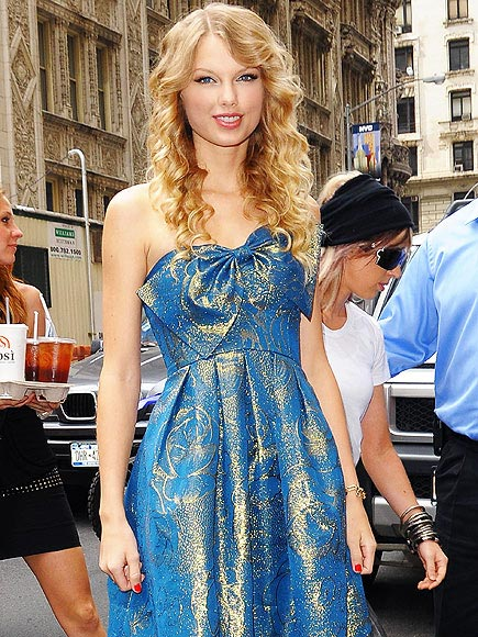 TAYLOR SWIFT'S DRESS photo | Taylor Swift