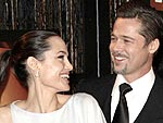 Celeb Sightings: January 9, 2009 | Angelina Jolie, Brad Pitt