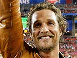 Celeb Sightings: January 6, 2009 | Matthew McConaughey