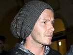 Celeb Sightings: January 16, 2009 | David Beckham