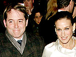 Celeb Sightings: January 23, 2009 | Matthew Broderick, Sarah Jessica Parker