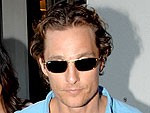 Celeb Sightings: January 29, 2009 | Matthew McConaughey