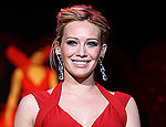 Hilary and More Turn Red for Charity | Hilary Duff