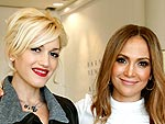 Celeb Sightings: February 19, 2009 | Gwen Stefani, Jennifer Lopez