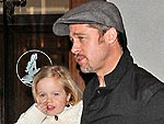 Celeb Sightings: February 26, 2009 | Brad Pitt