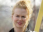 Celeb Sightings: March 13, 2009 | Nicole Kidman