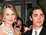 Celeb Sightings: March 11, 2009 | Taylor Swift, Zac Efron