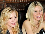 Celeb Sightings: March 18, 2009 | Gwyneth Paltrow, Madonna